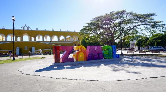 Amarillo Izamal … Pueblos Mágicos