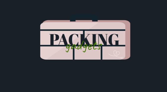 13 Gadgets para empacar… más divertido … más organizado.