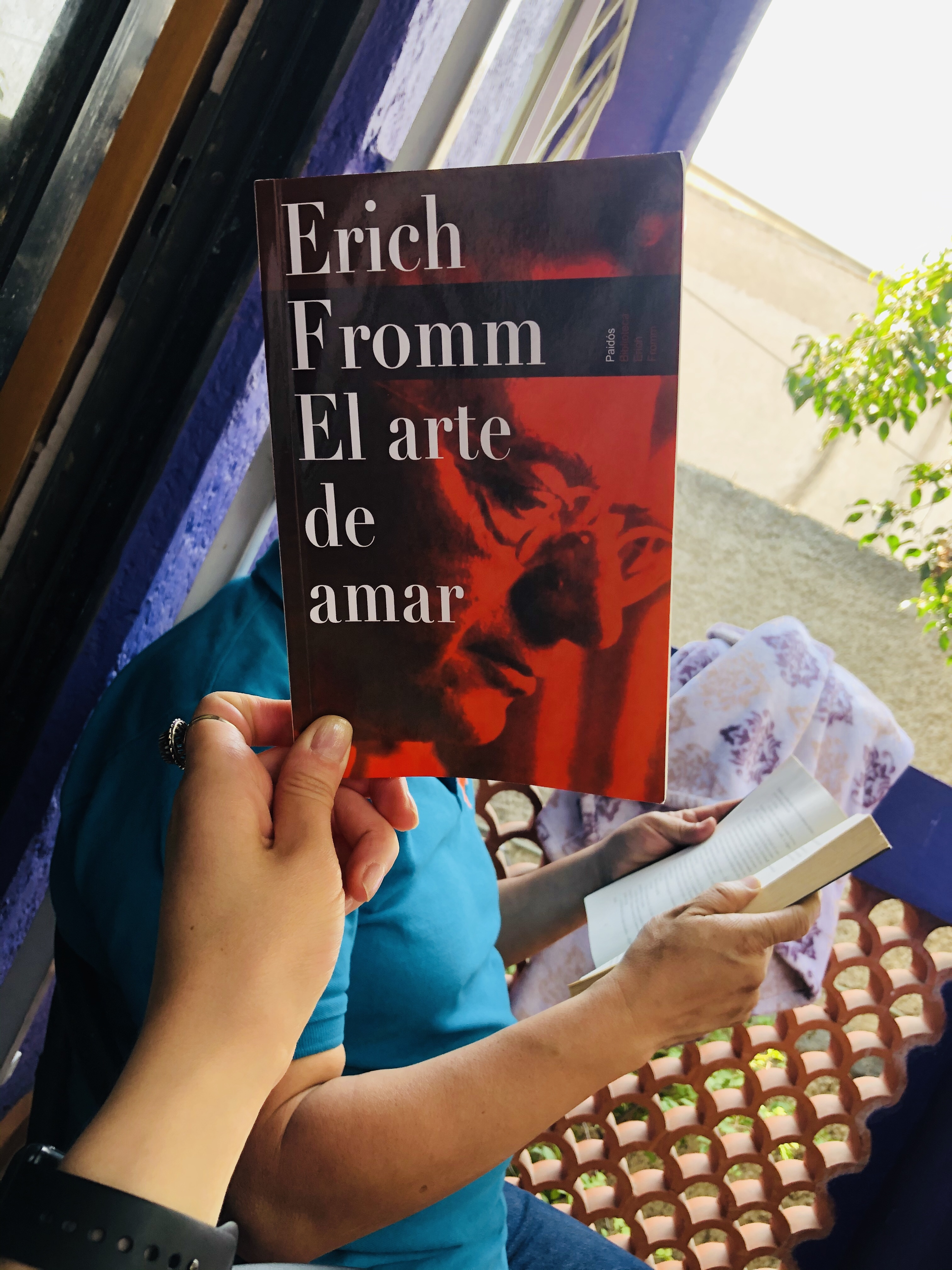"""El Arte de Amar"" – Erich Fromm"